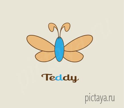 "Логотип ""Детский магазин Тедди"": pictaya.ru/logotype/tovari-dlya-detei-teddy"
